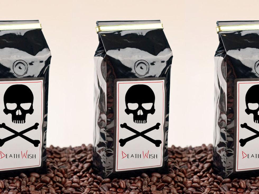 Världens starkaste kaffe