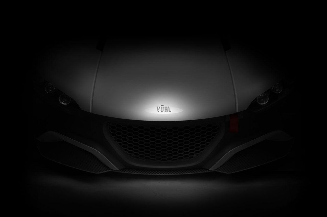 VUHL 05 - ny superlätt superbil