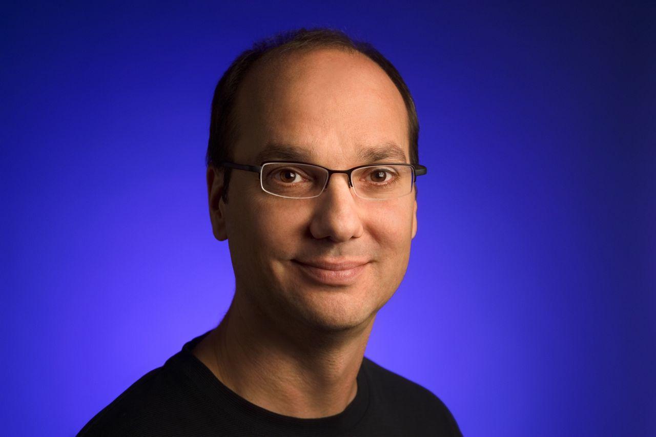 Andy Rubin lämnar Android