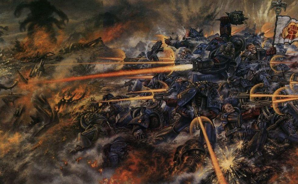 spel warhammer
