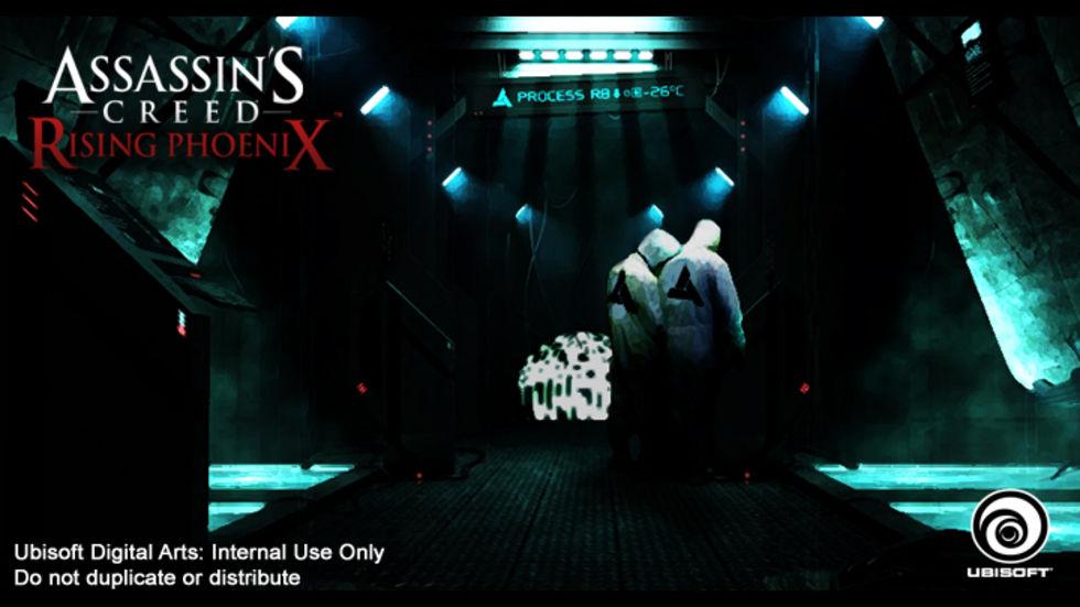 Ny bild från Assassins Creed: Rising Phoenix