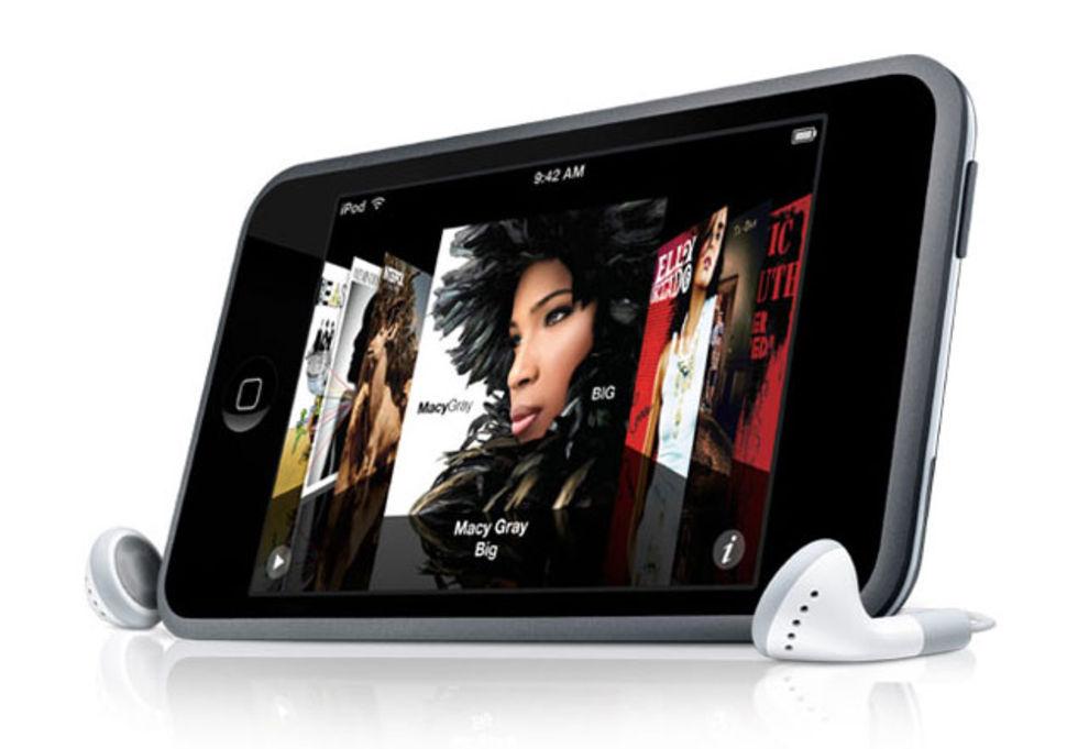 iPod touch är här!