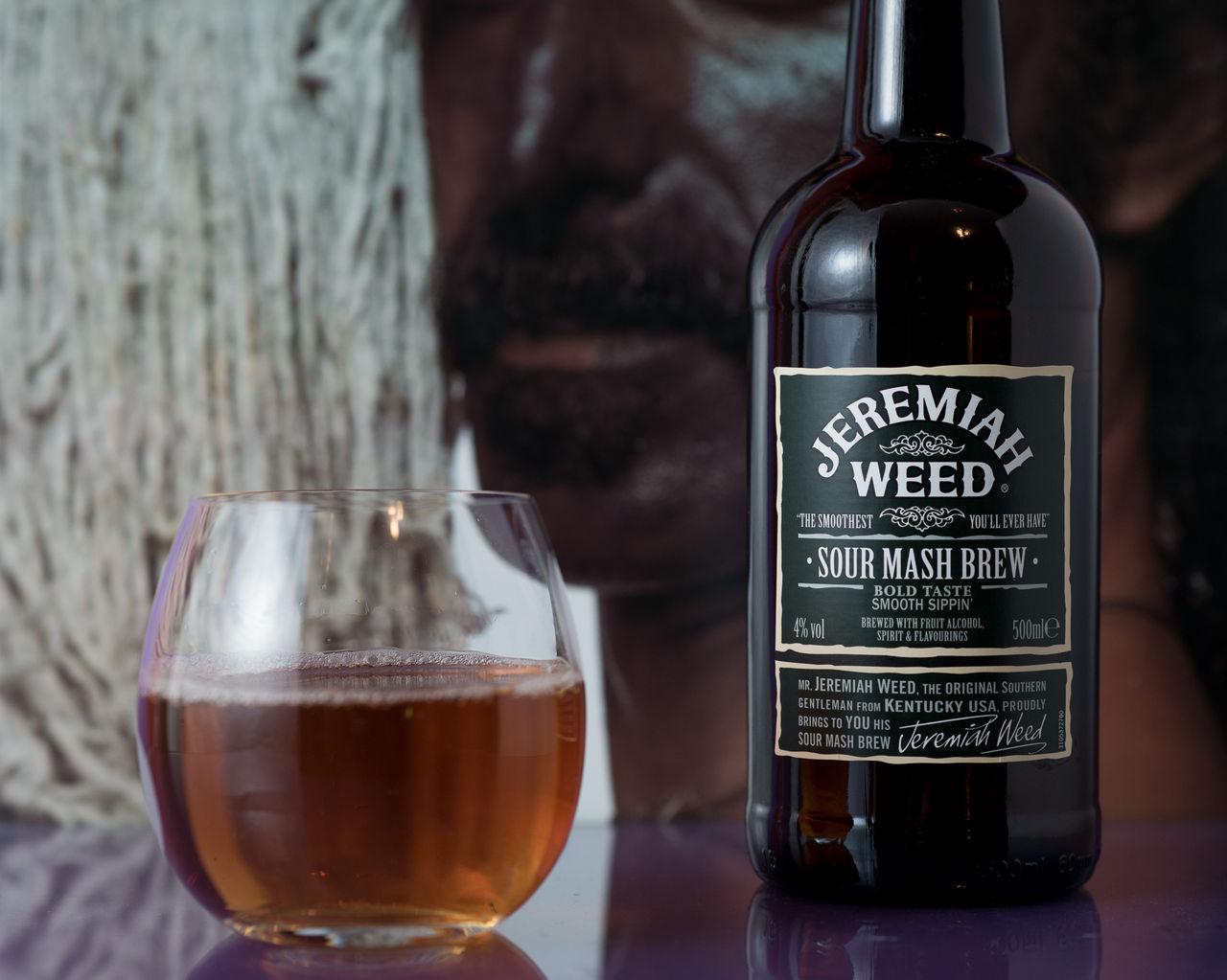 Test av Jeremiah Weed Sour Mash Brew