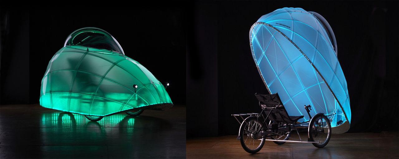 Cykla i alla väder