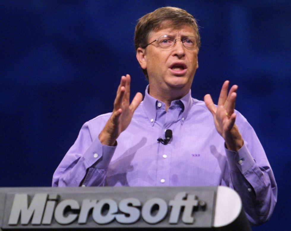 Bill Gates vill ta kondomen till nästa nivå