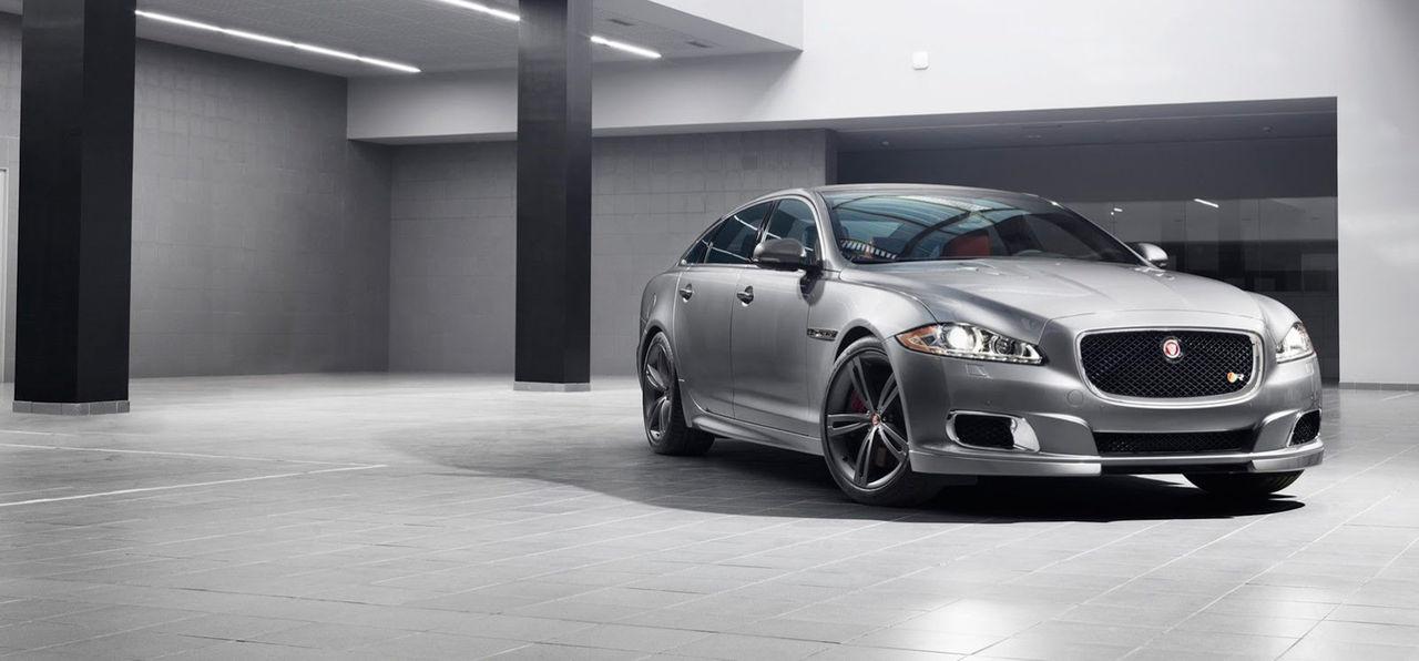 Jaguar XJ blir äntligen XJR