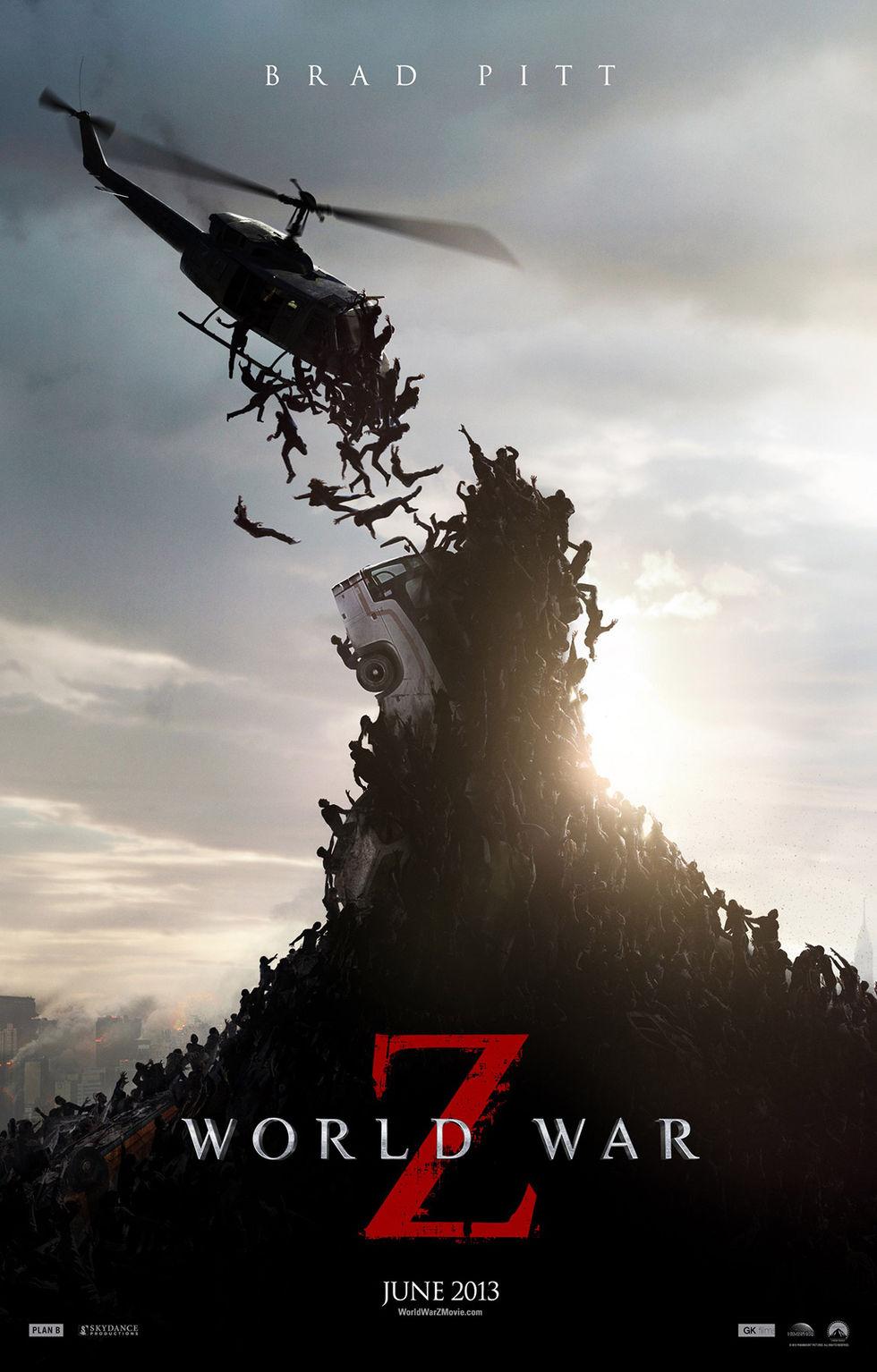 World War Z-poster