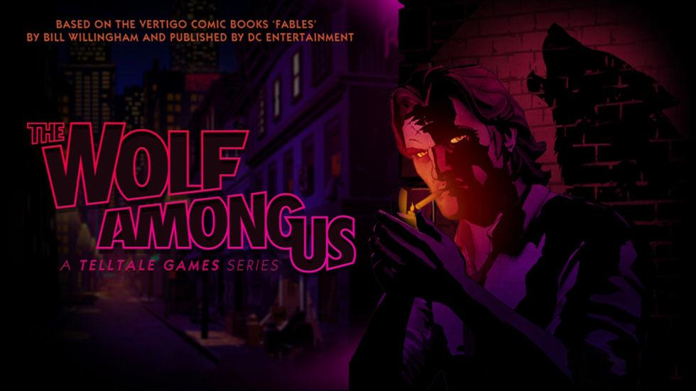 Telltales Fables-spel presenterad