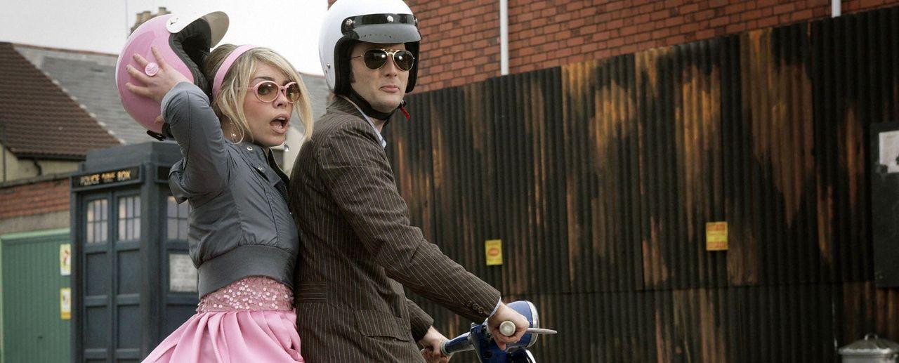 David Tennant och Billie Piper återvänder till Doctor Who