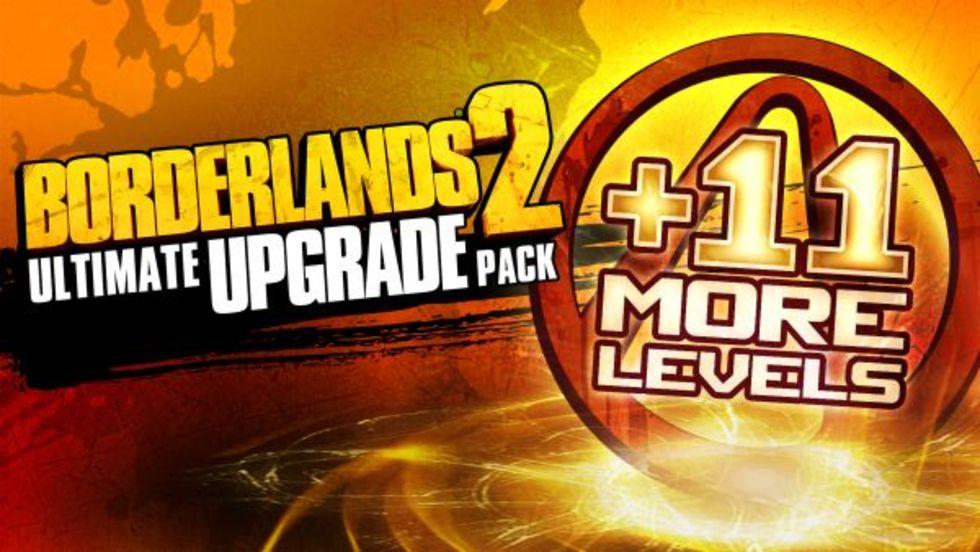 Borderlands 2 uppdateras