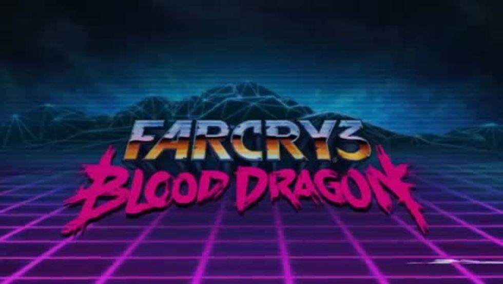 Lyssna på några låtar från Far Cry 3: Blood Dragon-soundtracket