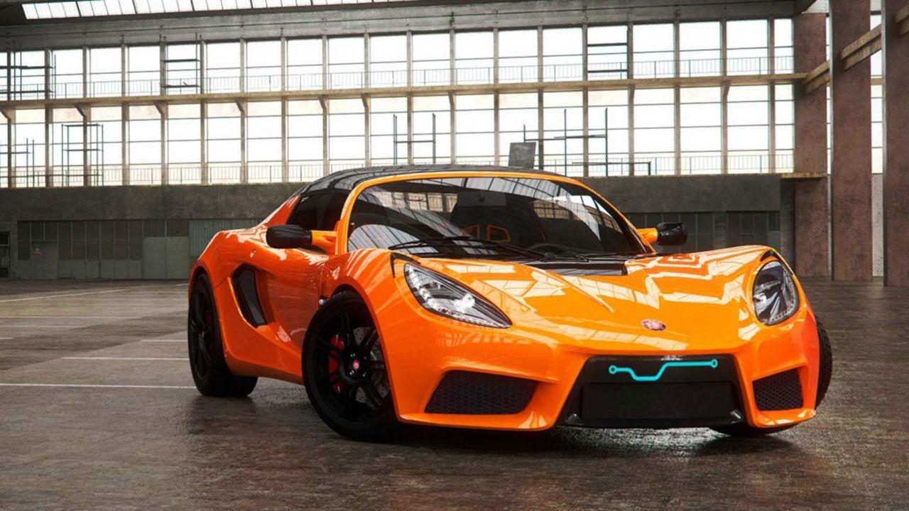 SP:01 - världens snabbaste eldrivna produktionsbil
