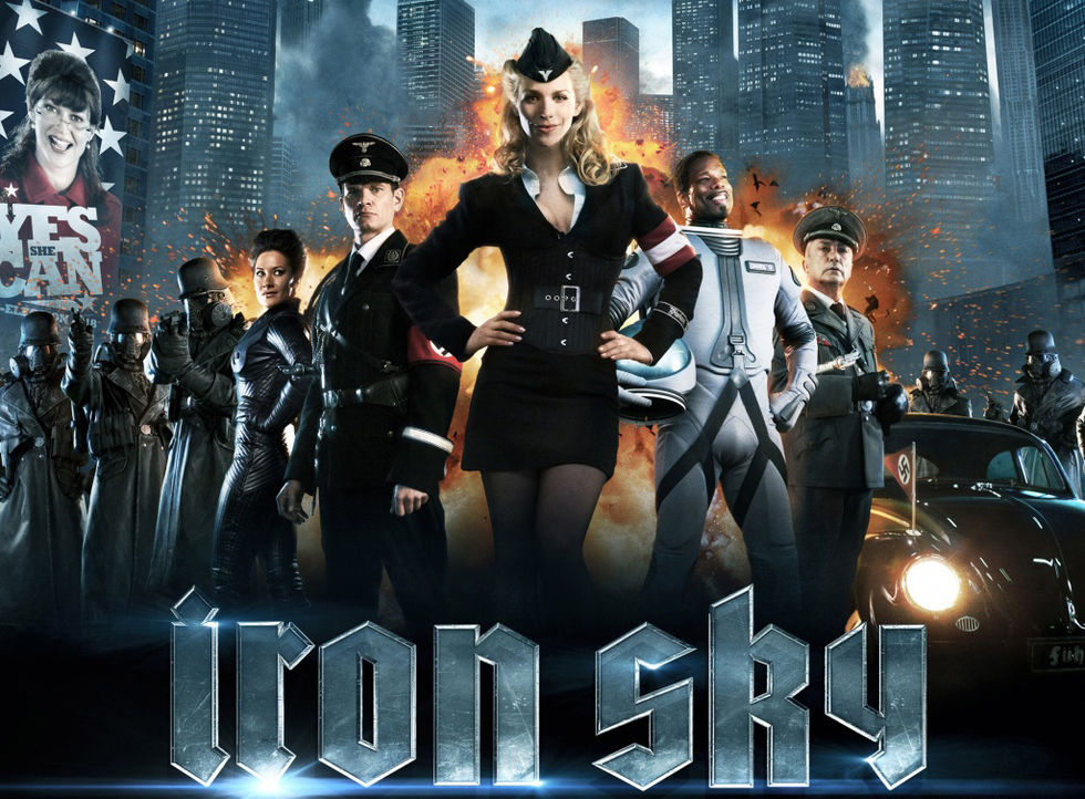 Regissören till Iron Sky lackar på HBO