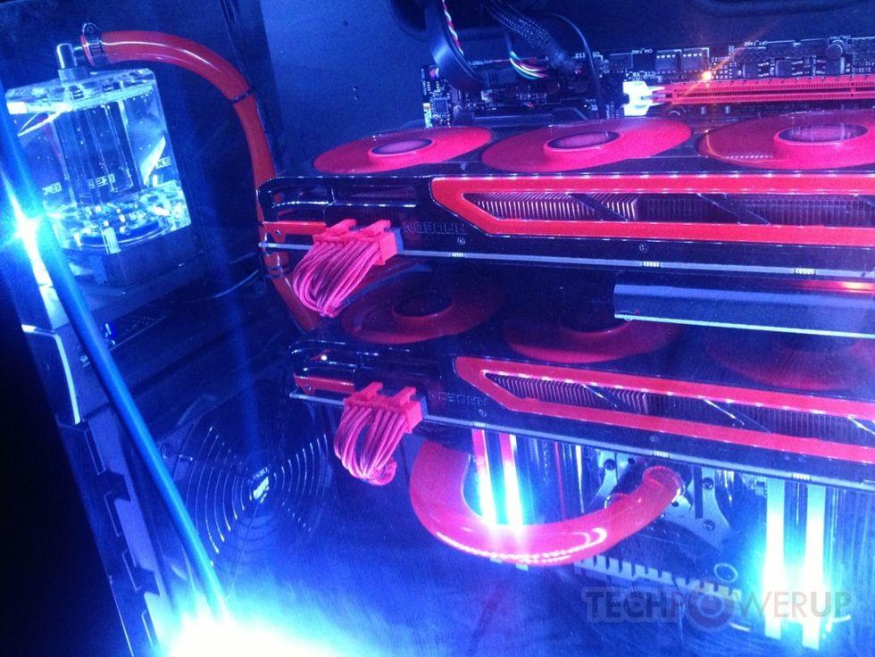 Ny bild på Radeon HD 7990