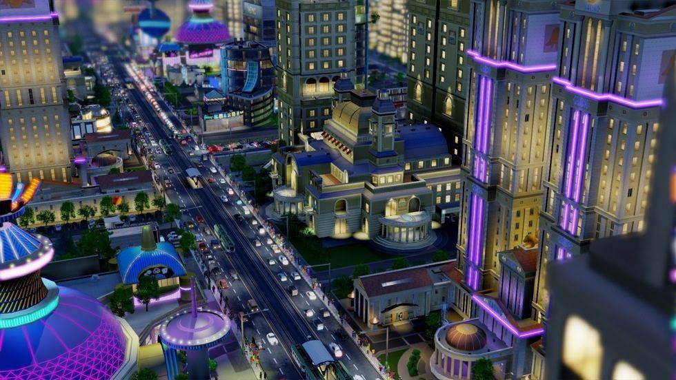 SimCity blir snabbare