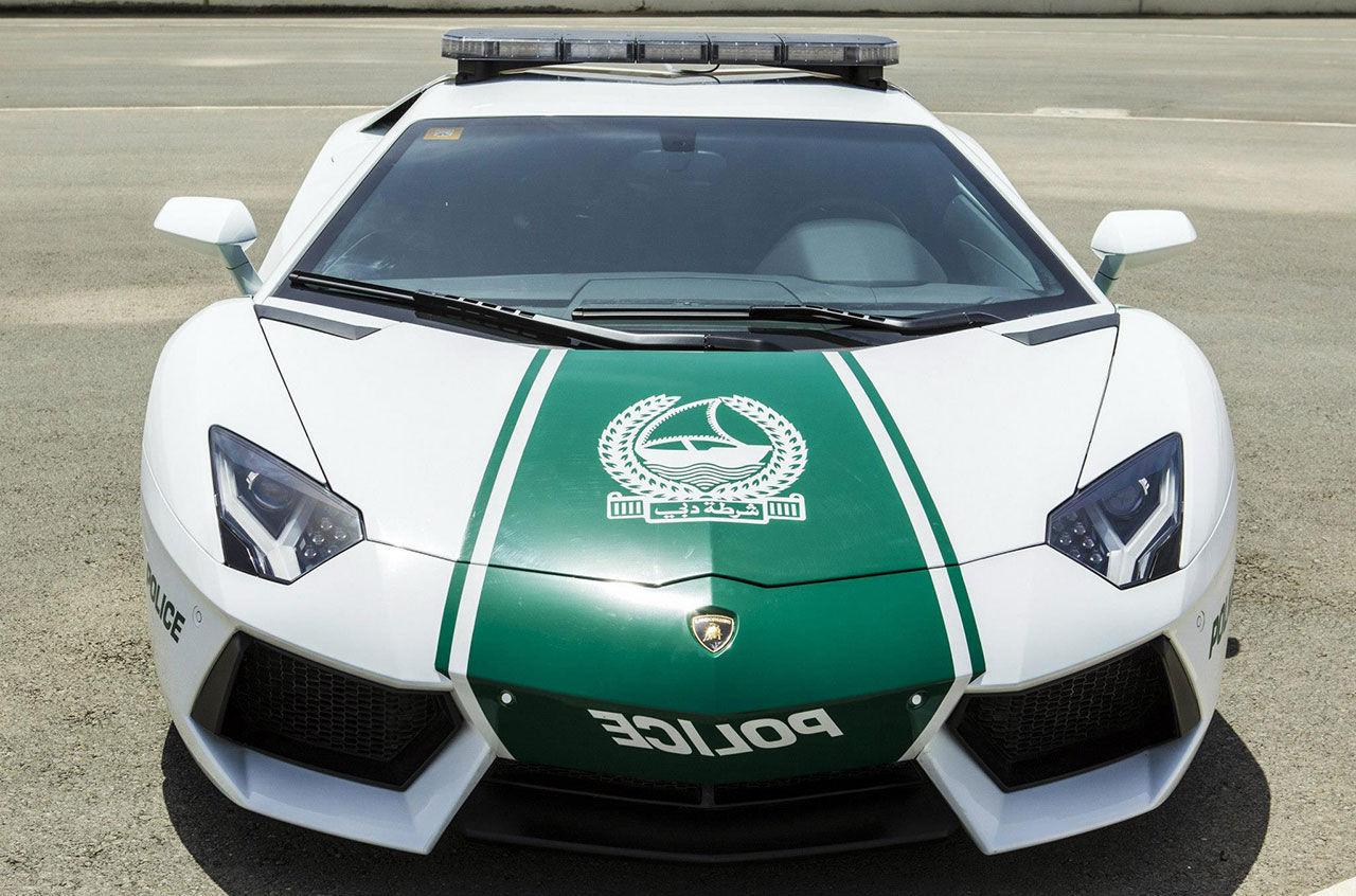 Polisen i Dubai har fått förstärkning
