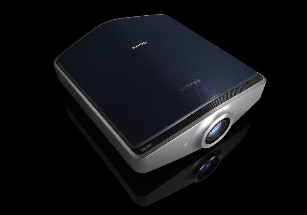 Sony VPL-VW200 - grym projektor