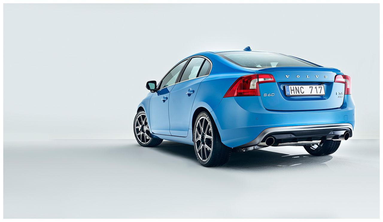 Volvo serieproducerar S60 Polestar