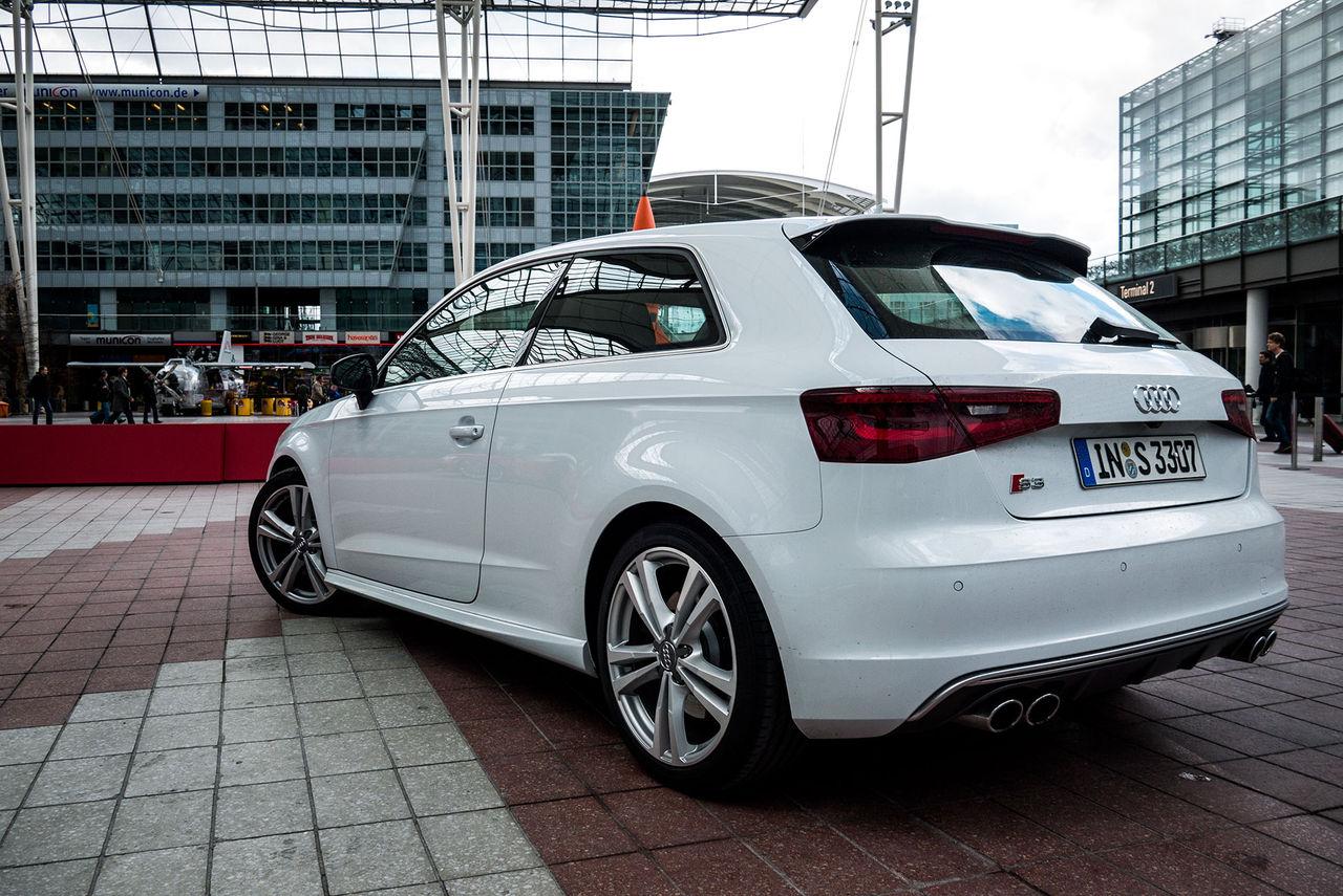 Nya Audi S3 är för snäll