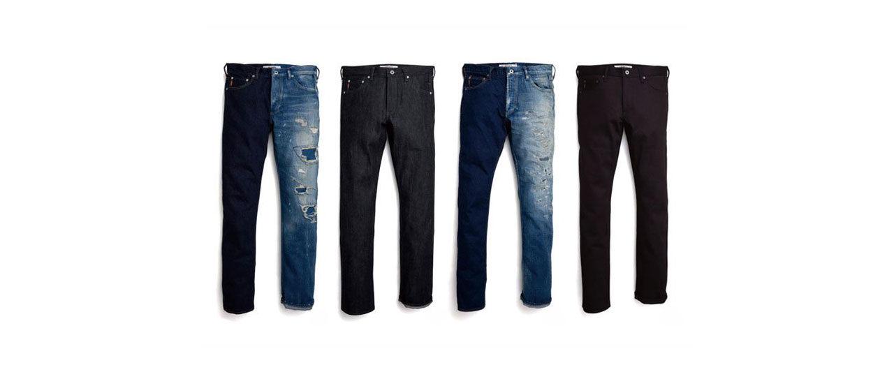 Jeans för den som inte kan bestämma sig
