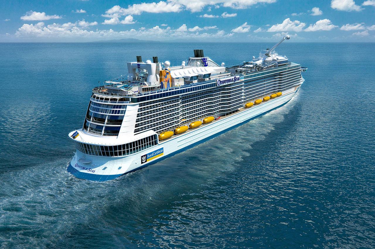 Royal Caribbeans nya fartyg har allt