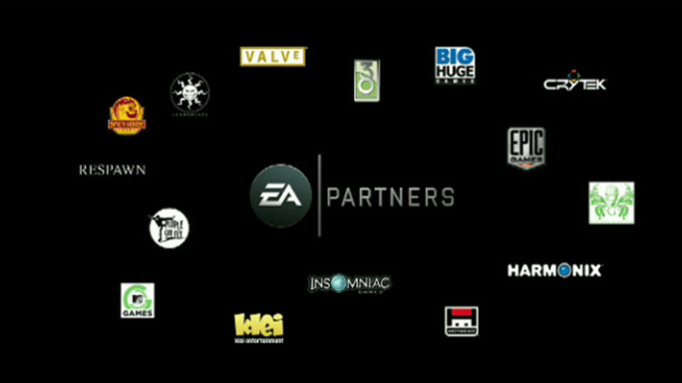 EA stänger ner sitt Partners-program