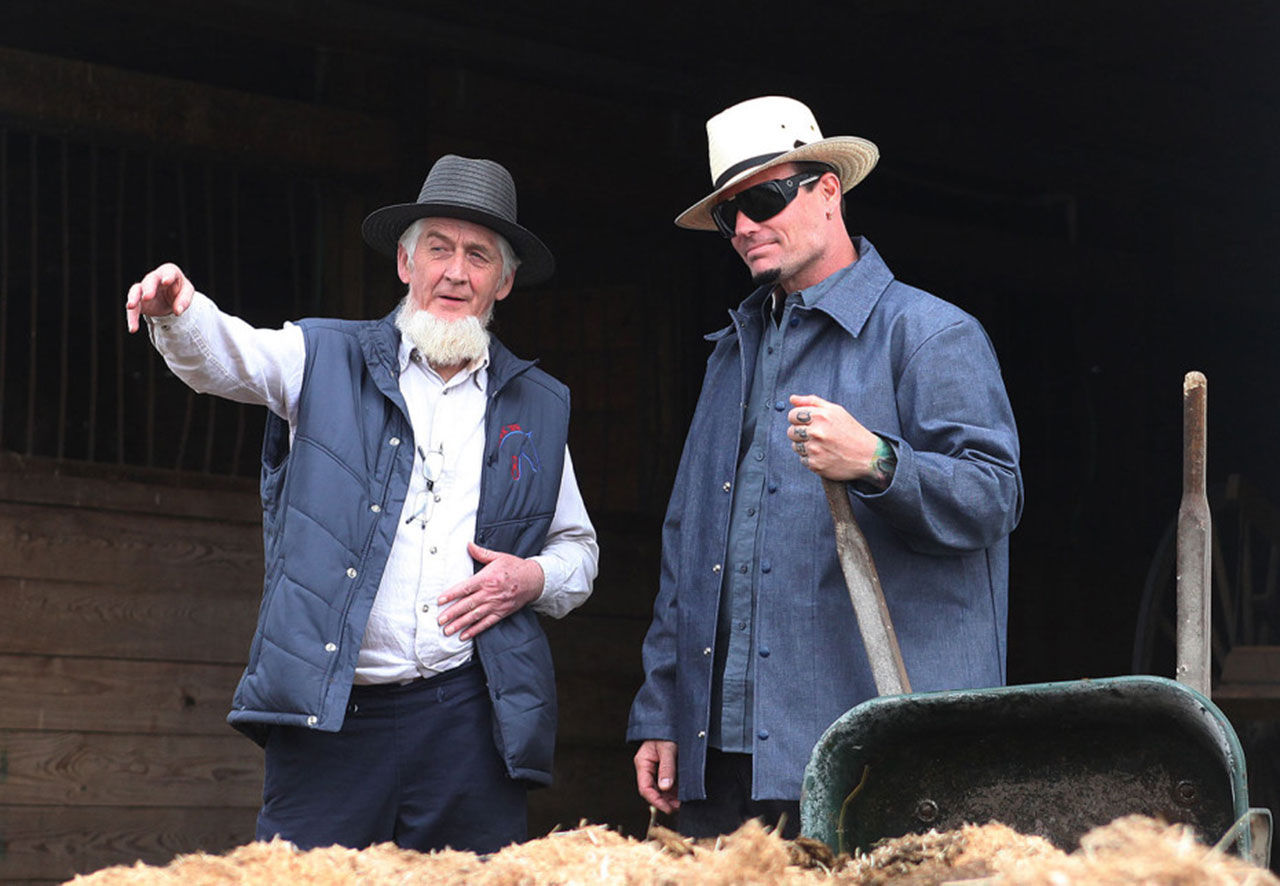 Vanilla Ice goes Amish i ny reality-serie