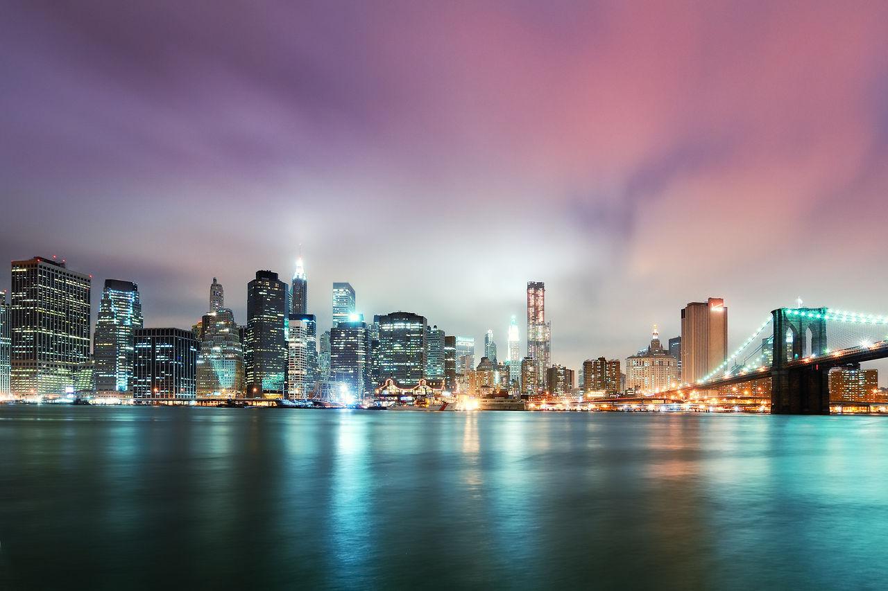 Världens vackraste skylines