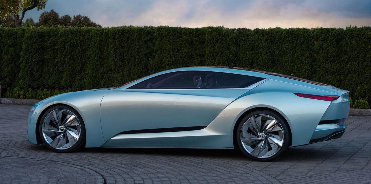 Buick visar modern tolkning av Riviera. | Feber / Bil