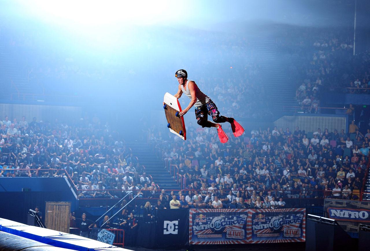 Nitro Circus Live tillbaka i november