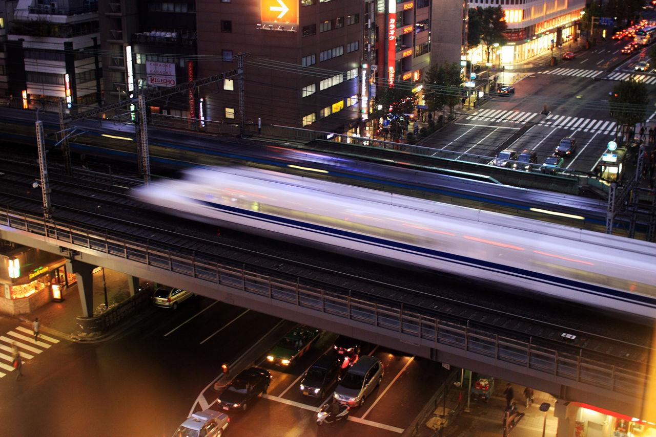 Kina och Japan vill bygga snabbtåg i Norden