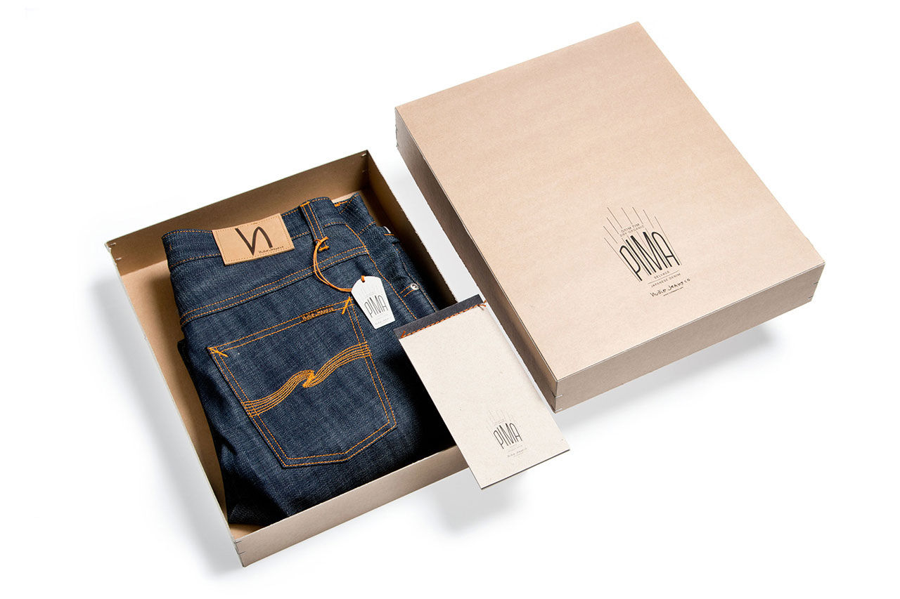 Exklusiva jeans från nudie