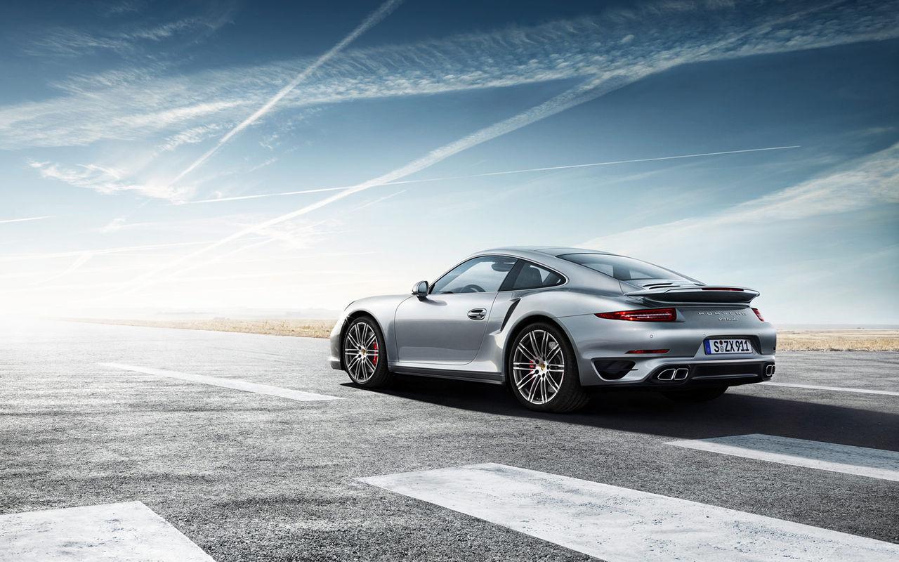 Nya Porsche 911 Turbo är här