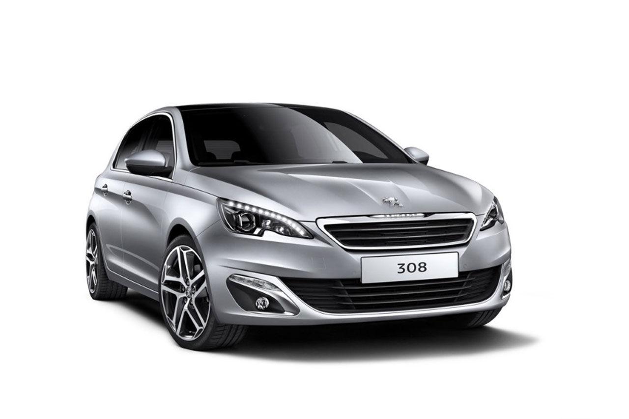 Peugeot visar ny 308