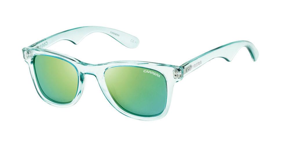 Solglasögontrend - färgspegelglas