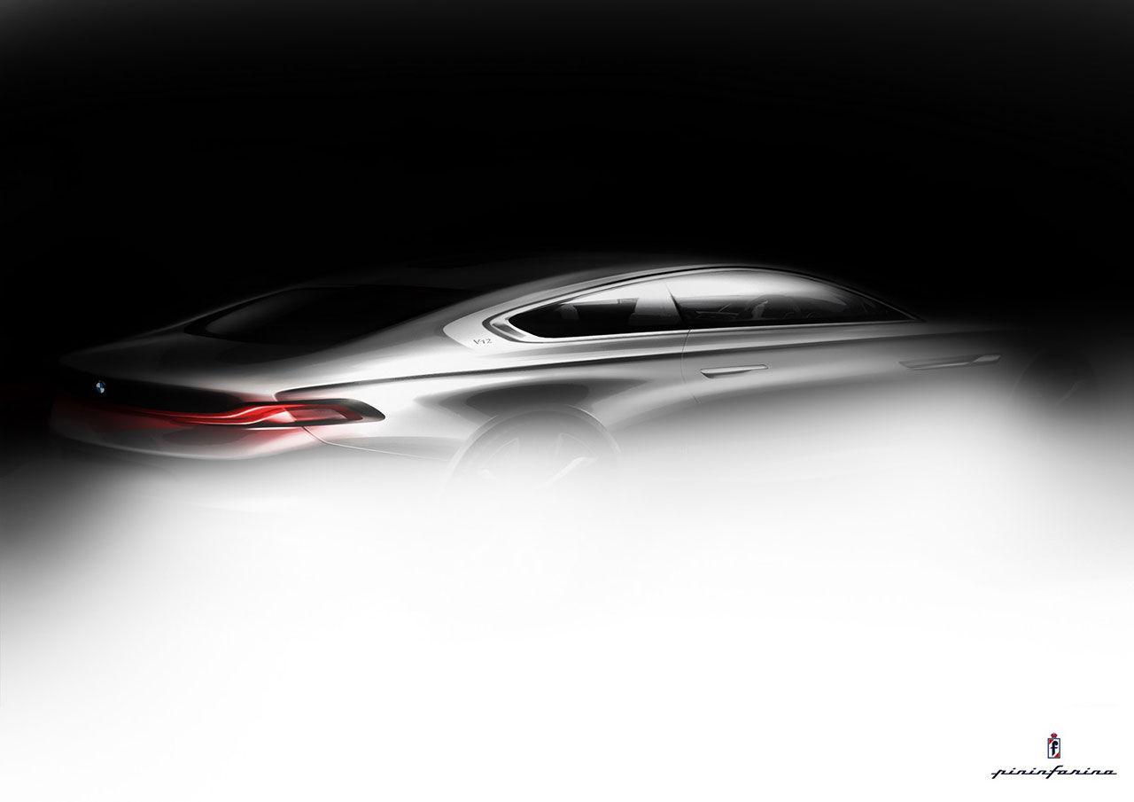 BMW och Pininfarina visar koncept