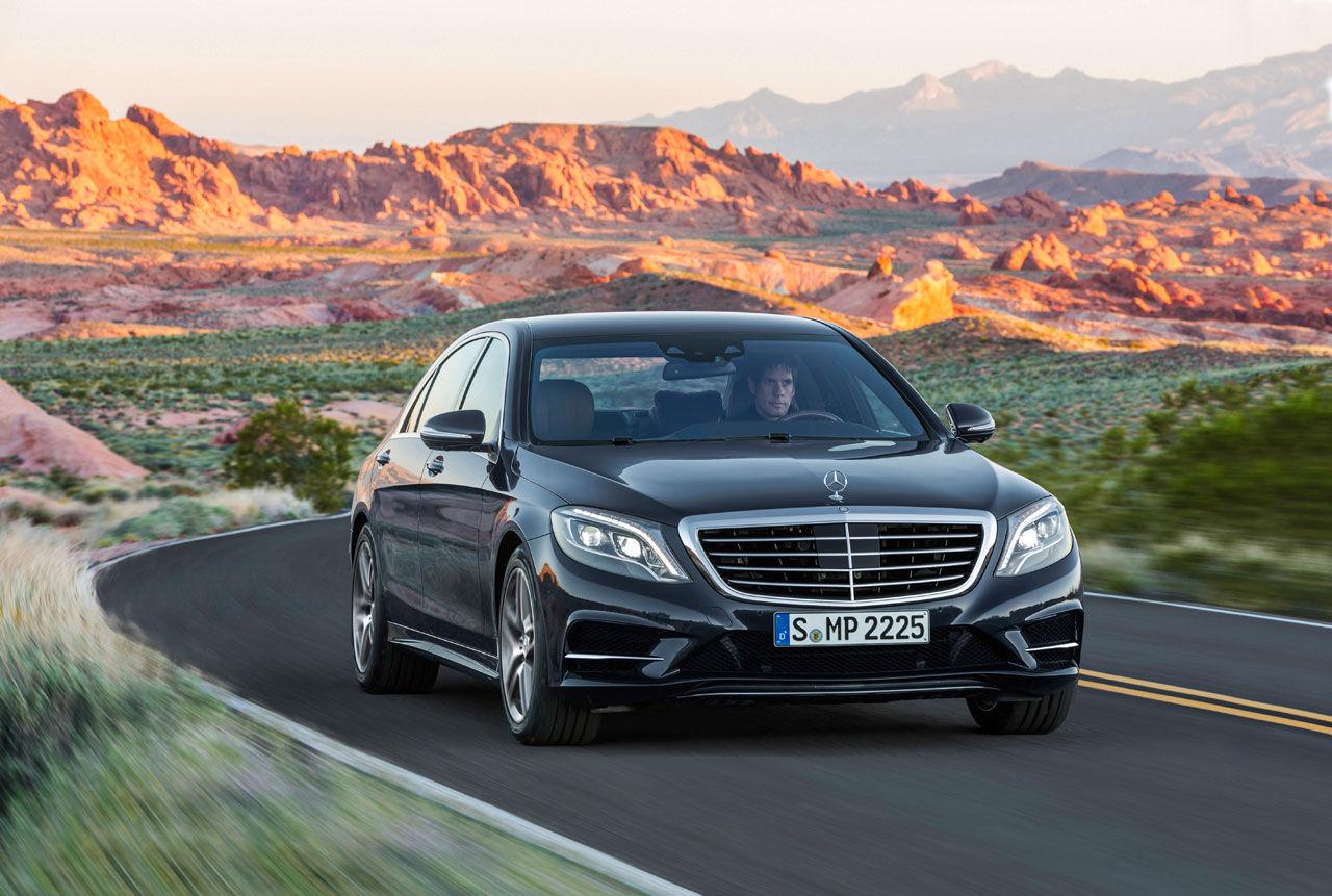 Nya Mercedes S-Klass