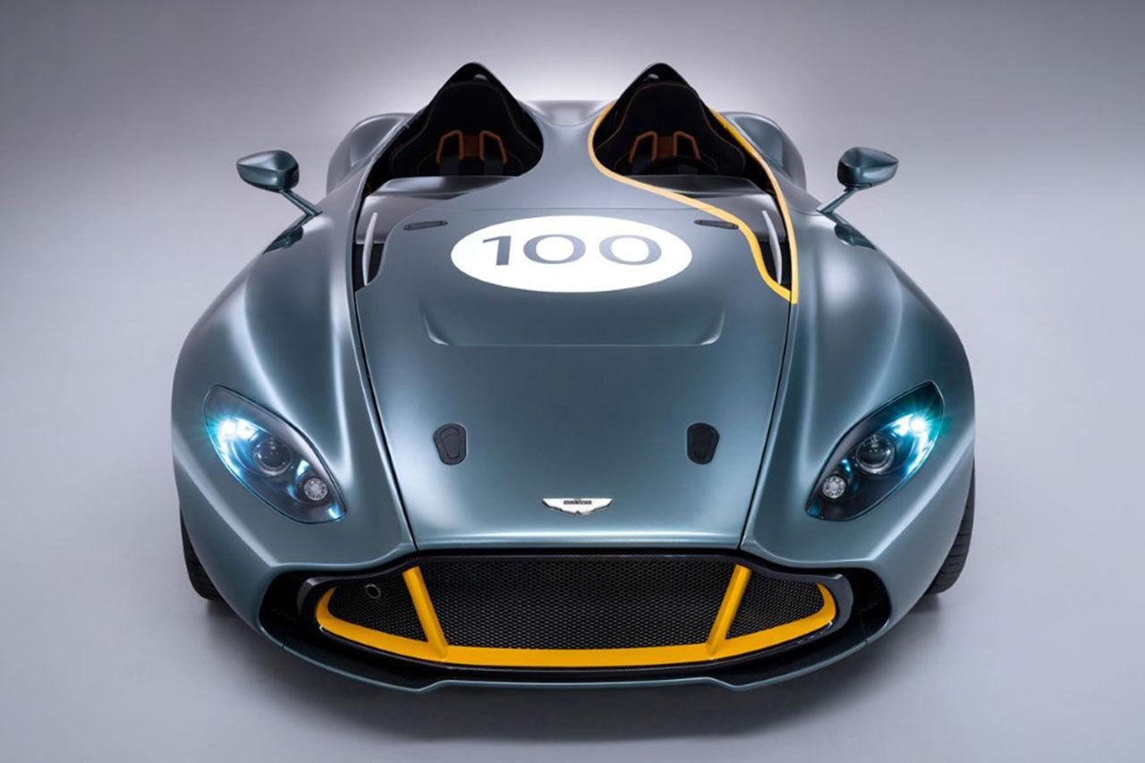 Aston Martin firar jubileet med konceptbil