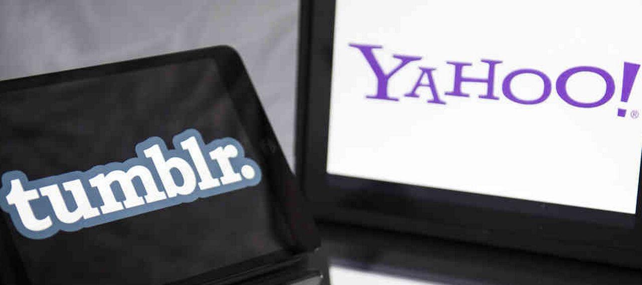 Yahoo köper Tumblr
