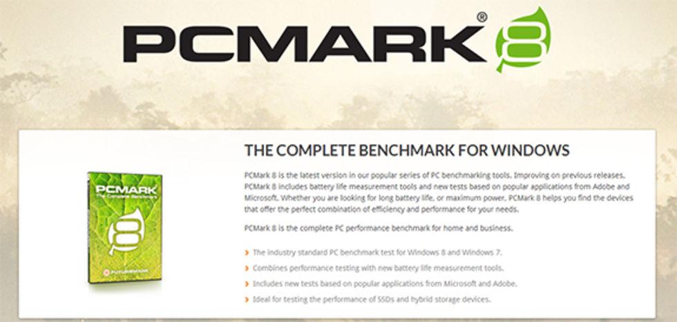 Futuremark tillkännager PCMark 8