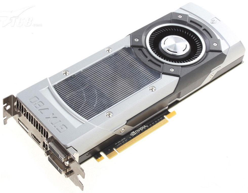 Bilder på GeForce GTX 780