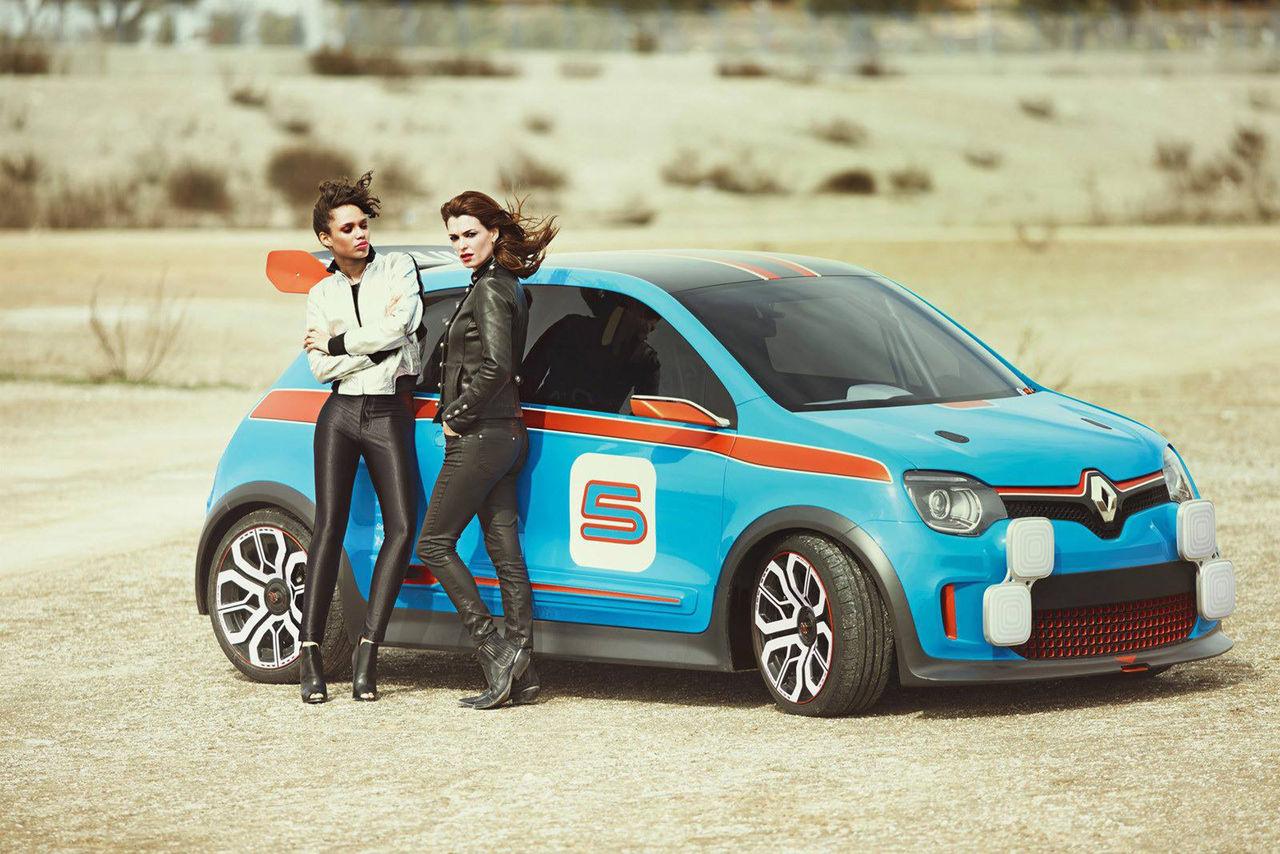 Twin'Run hyllar både R5 Turbo och Clio V6