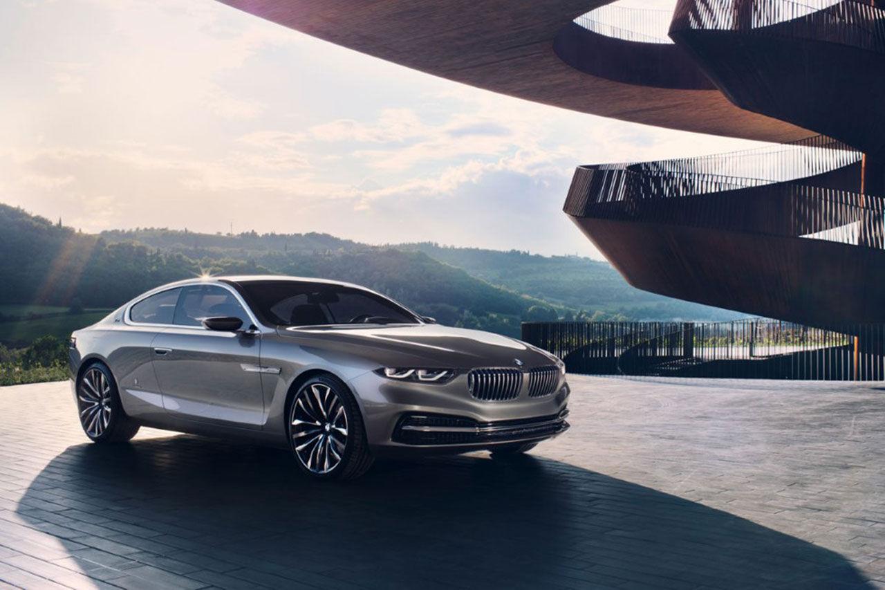 Är Gran Lusso Coupé BMW:s 8-serie?