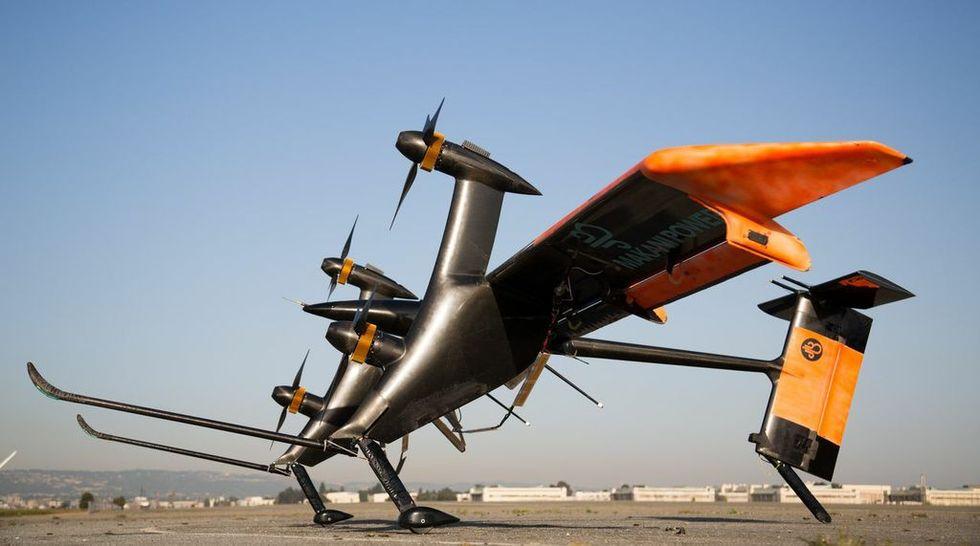Google köper flygande vindkraft