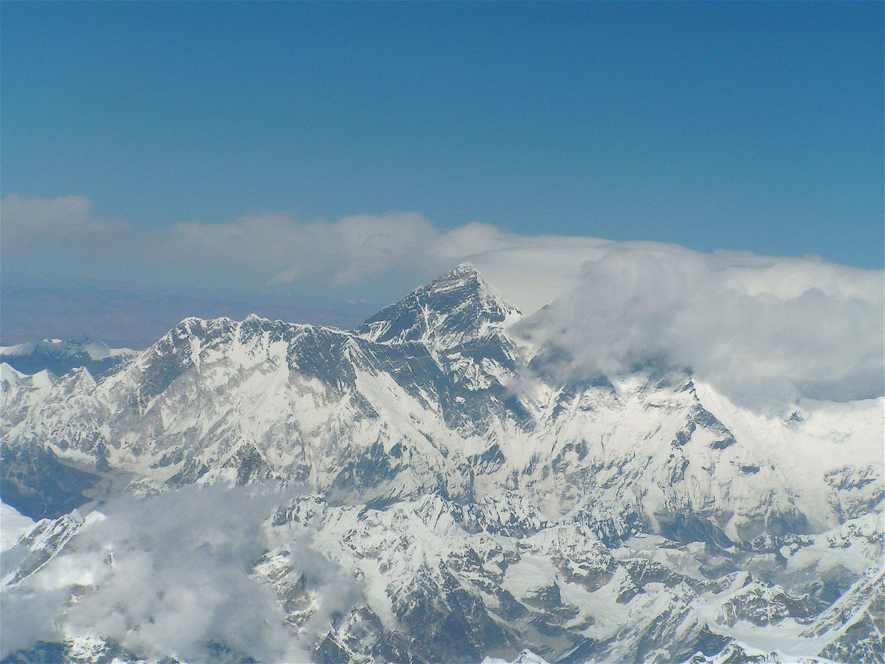 60 år sedan människan besteg  Everest