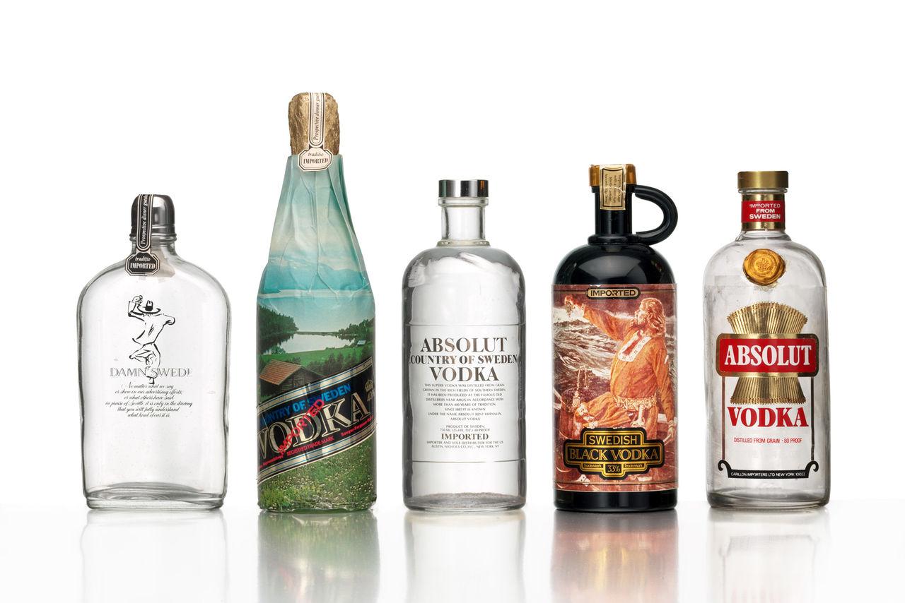 Så här kunde Absolut-flaskan ha sett ut