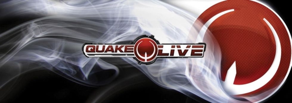 Quake Live-turnering på Dreamhack Winter