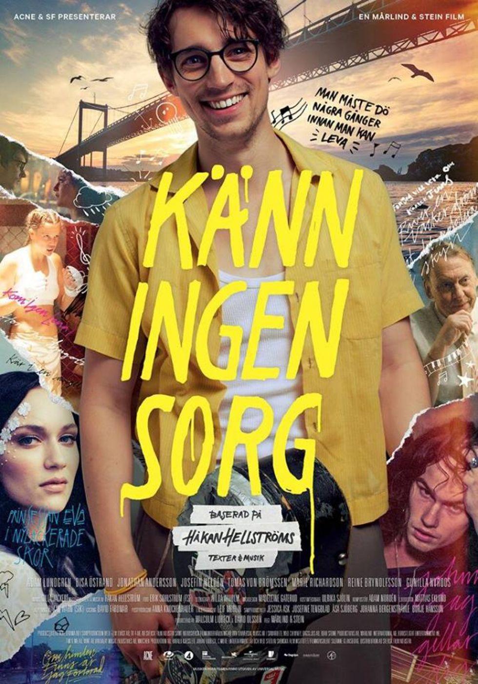 Poster för Känn ingen sorg