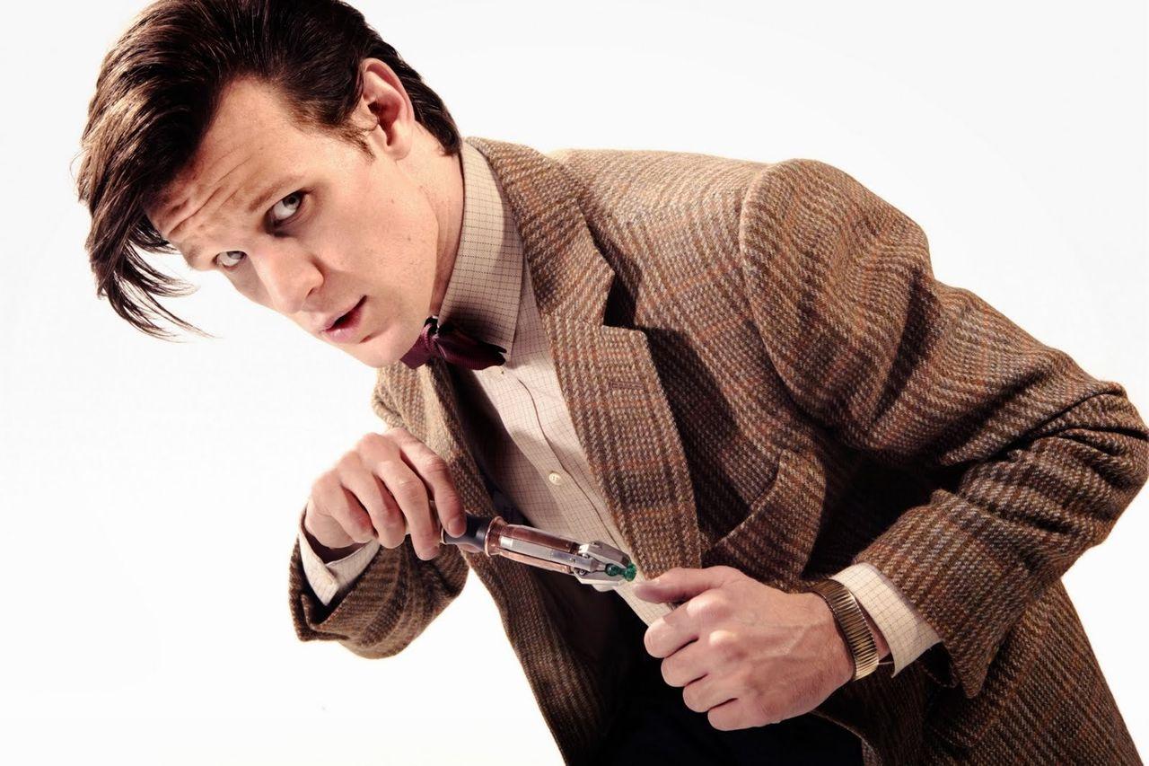 Matt Smith lämnar Doctor Who