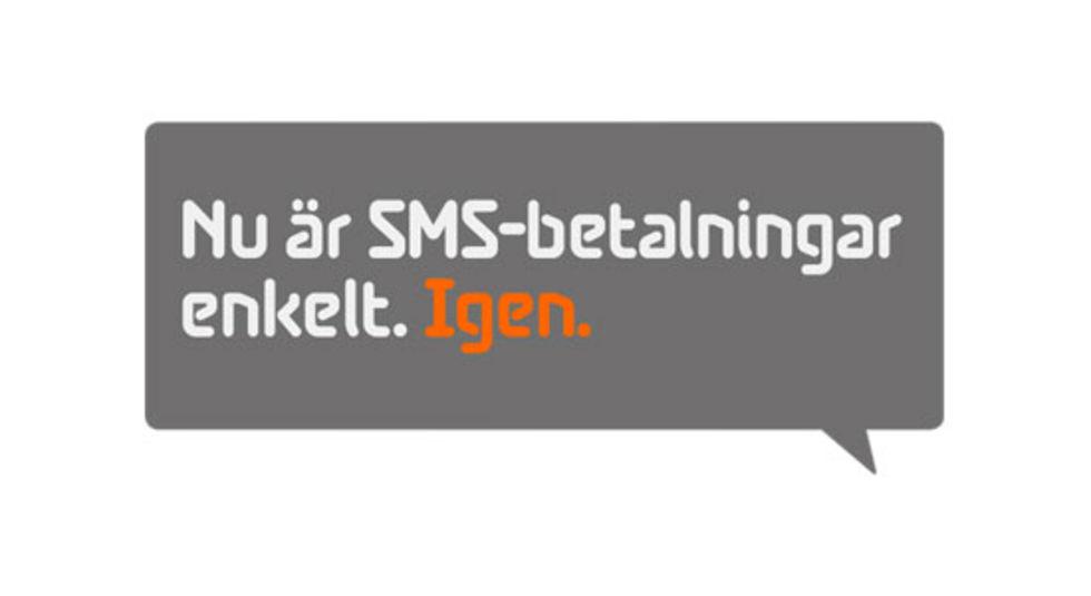 betala via sms